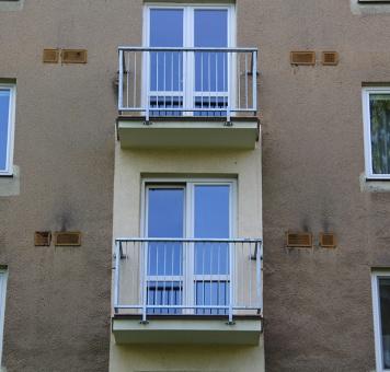 Revitalizace balkónů